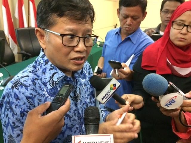 Basuki Yusuf Iskandar (rou/detikINET)