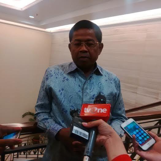 Idrus Marham Temui Luhut, Sampaikan Surat untuk Jokowi Soal Putusan PTUN