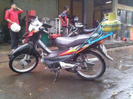 Gas Elpiji Untuk Motor