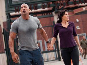 Dwayne Johnson Bergelut dengan Gempa Dahsyat di Film 'San Andreas'