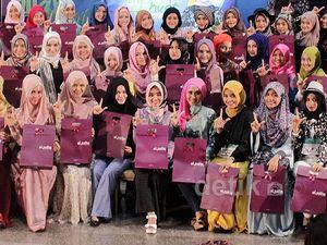 Ini Dia 70 Besar Sunsilk Hijab Hunt Jakarta