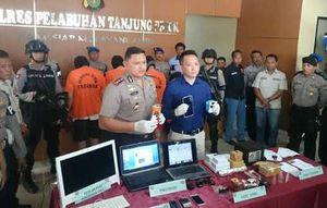 Polisi: Pelaku Sudah 39 Kali Edarkan Sabu via Toko Online