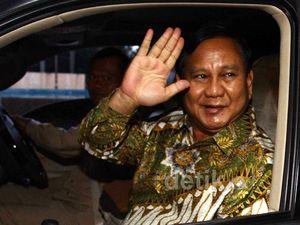 Prabowo Temui Menteri BUMN