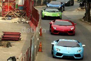 9 Unit Mobil Mewah Tak Ber-STNK Ditilang Selama Operasi Patuh