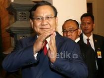 Tokoh KMP Datang ke Resepsi Anak Jokowi