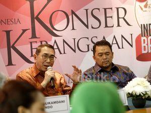 Kadin Gelar Konser Kebangsaan Indonesia Bangkit