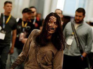 Zombie dan Jagoan Assasin's Creed Berkeliaran di E3