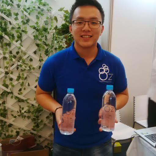 Umur Masih 21 Tahun Sudah Berani Bikin Pabrik Air Minum