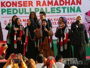 Konser Ramadhan Peduli Palestina