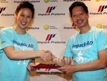 Mantan Petenis Angie Widjaja Gagas Sekolah Impack-AD Tennis Academy