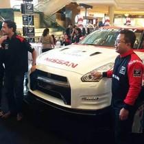 Nissan GT-R LM NISMO, Kuda Pacu Pembalap GT Academy