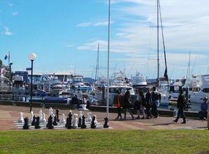 Seperti Ini Bentuk Pelabuhan Nyaman di Port Stephens