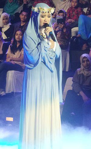 Ketika Finalis Sunsilk Hijab Hunt 2015 Unjuk Bakat