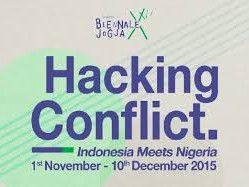Biennale Jogja XIII Ekuator #3 Gandeng Seniman Nigeria