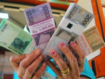 Penukaran Uang Receh Jelang Lebaran