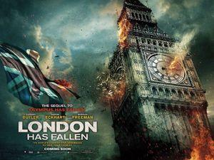 Ketika Kawasan Westminster Jadi Medan Perang di London Has Fallen
