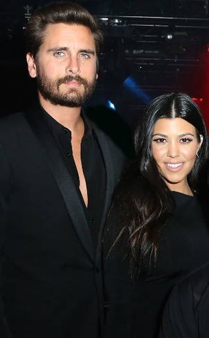 Punya 3 Anak, Kourtney Kardashian dan Scott Disick Putus karena Foto Ini?