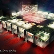 Milan Dapat Lampu Hijau untuk Pembangunan Stadion Baru