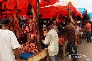 Meugang, Tradisi Masak Daging Saat Lebaran di Aceh