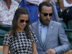 Adik Kate Middleton Eksis di Wimbledon 2015