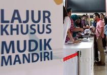 Garuda Indonesia dan Bank Mandiri Berangkatkan 564 Pemudik