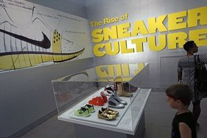 Hai Anak Muda, Ada Museum Sepatu Sneakers Langka di New York