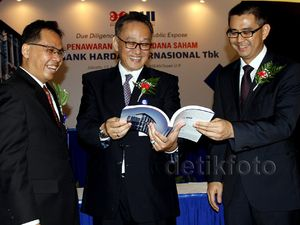 Bank Harda Internasional Tawarkan Harga IPO