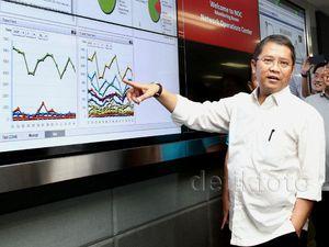Malam Takbir, Menteri Rudiantara Cek Jaringan XL