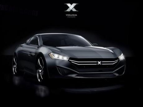 Youxia One, Supercar Listrik dari China