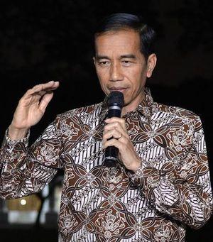 Antisipasi Musim Kemarau, Jokowi: Mentan Muter Terus Bagi-bagi Pompa