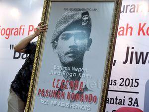 Peluncuran Buku Biografi Kolonel Pejuang di Wilayah Konflik