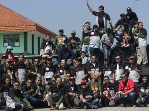 Memaknai Arti Idul Fitri, TERUCI Jalin Silaturahmi dengan TNI