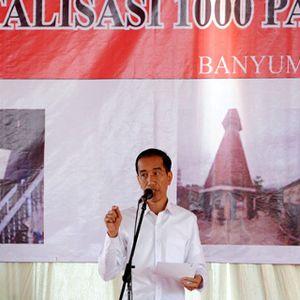 Jokowi Panggil Bergiliran Menkeu, Menteri Susi, dan Mendag Gobel