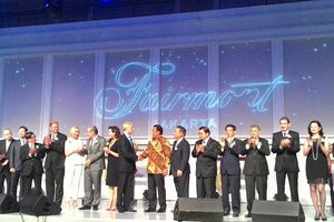 Fairmont, Hotel Mewah Baru di Jakarta Resmi Dibuka