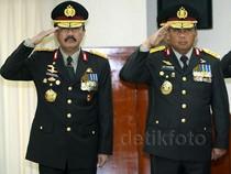 Pejabat Tinggi Polri Hadiri Pemberian Penghargaan Polisi Malaysia