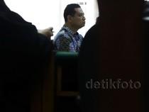Penyuap Kepala Bappebti Divonis 3 Tahun Penjara