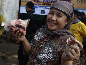Artha Graha Gelar Operasi Pasar Daging Sapi