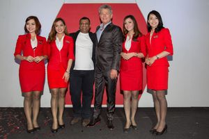 Musisi David Foster Jadi Duta Brand Global AirAsia