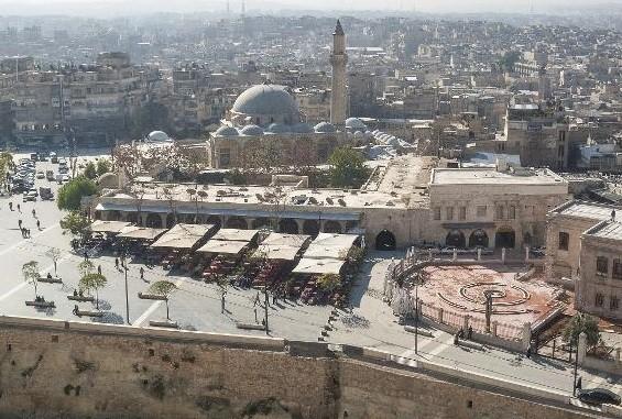 Kota Damaskus di Suriah (Thinkstock)
