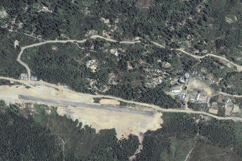 Desa Sugapa (Google Maps)