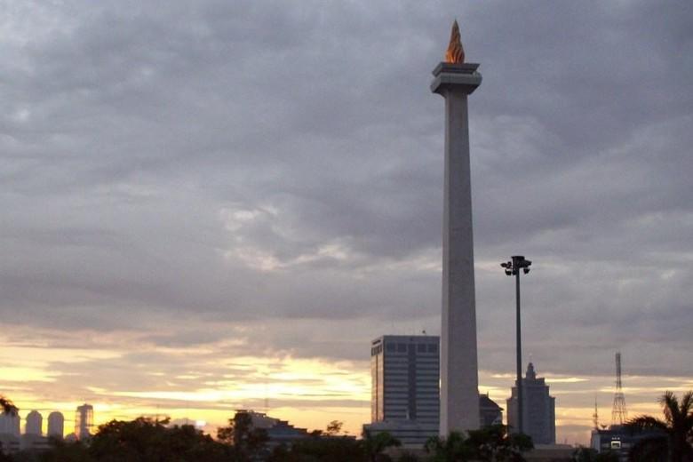 Monas, ikon Jakarta (Fitraya/detikTravel)