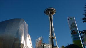 Space Needle, Monas-nya Seattle