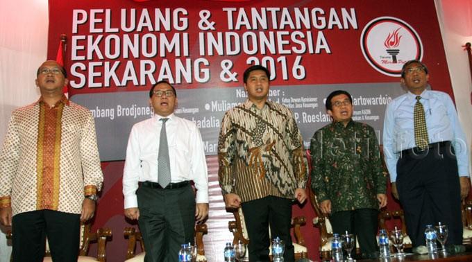 Peluang dan Tantangan Ekonomi Indonesia
