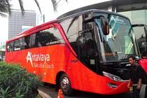 Banyak Fasilitasnya, Bus Wisata AntaVaya Tebar Diskon 20 Persen