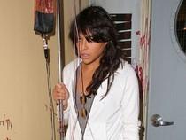 Hiii... Michelle Rodriguez di Ruang Bersimbah Darah