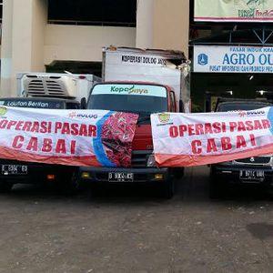 Kendalikan Harga, Bulog Buka Toko Sembako di Pasar Jabodetabek
