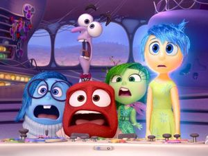 Petualangan Penuh Imajinasi di Film 'Inside Out'