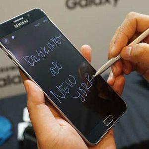Galaxy Note 5 & S6 Edge+ Laris Manis