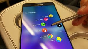 Awas! Jangan Terbalik Masukkan Stylus Galaxy Note 5