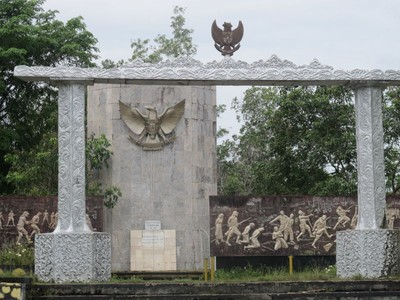 Kuburan Mandor & Tragedi Pembantaian Oleh Tentara Jepang